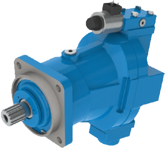 ۳۱۳ series Variable displacement axial piston pumps