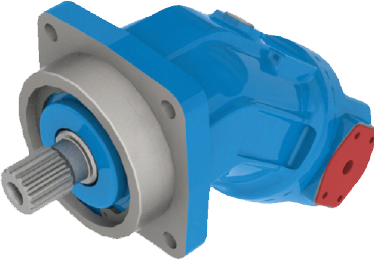۴۱۱ series Fixed displacement axial piston pumps
