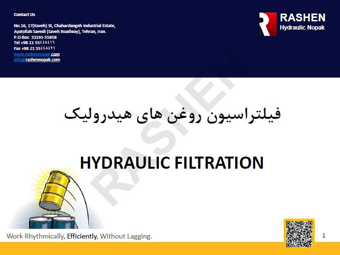 Hydraulic Filtration