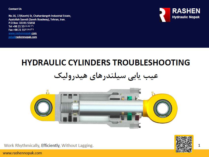 hydraulic Cylinder Trubleshoting